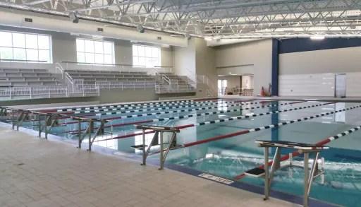 Community Pool Howard Suamico School District