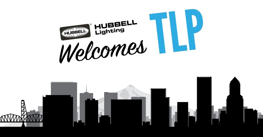 tlp and hubbell lighting partner in