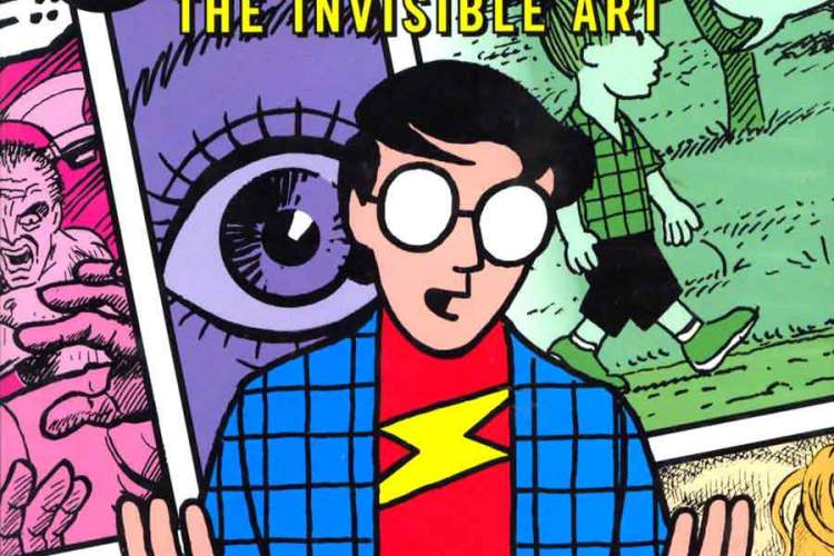 The cover of Understanding Comics by Scott McCloud