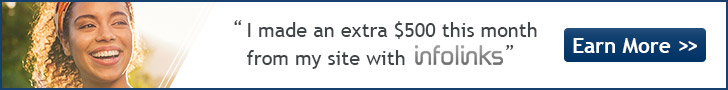 Earn Money with infolinks