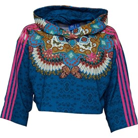 adidas Originals x The FARM Company Womens Borbomix Hoody Multicolour