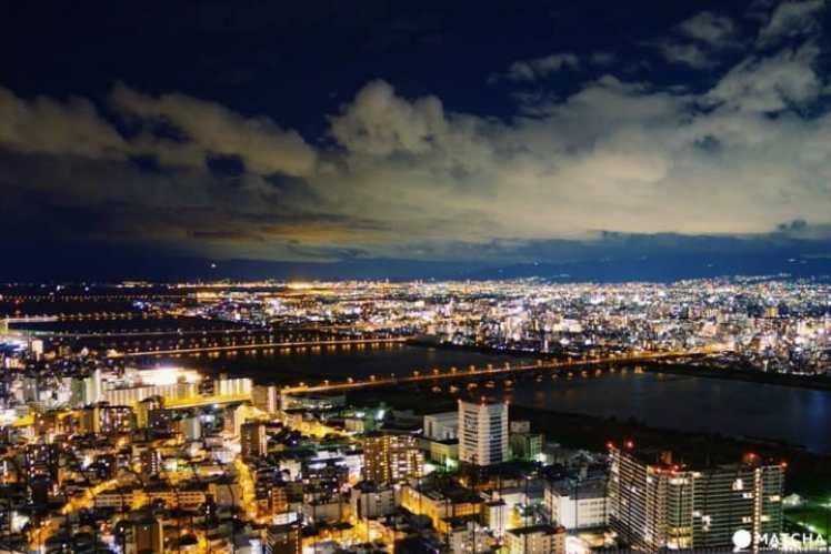 跟著Matcha小編去旅行:一萬日圓就能玩盡吃盡大阪兼包住宿交通!?