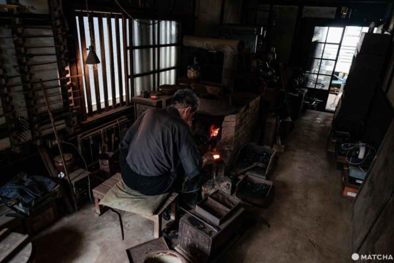 大阪の鋏鍛冶「佐助」で知る技術と歴史