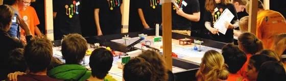 Regionsfinal i First Lego League 3