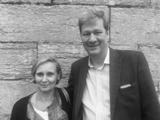 Hilkka Linnarsson och Johan Lidén IT-Hälsa.se