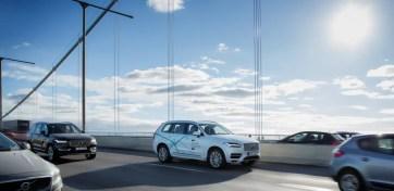 Volvo Cars och Uber utvecklar självkörande bilar tillsammans 1