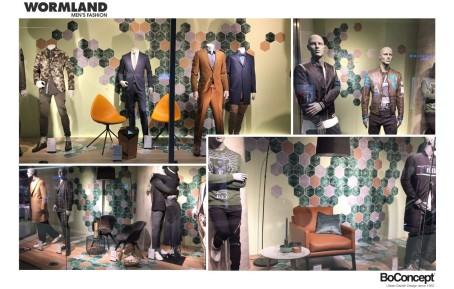 Hamburger Design-Duo: BoConcept und Wormland