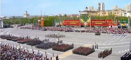 Stalingrad Battlefield Tour - WWII History Tours & Victory Day Parade