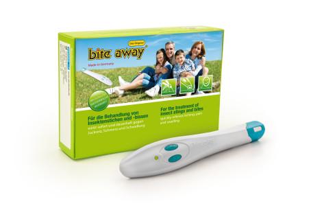 Bite Away - lindrar insektsbett