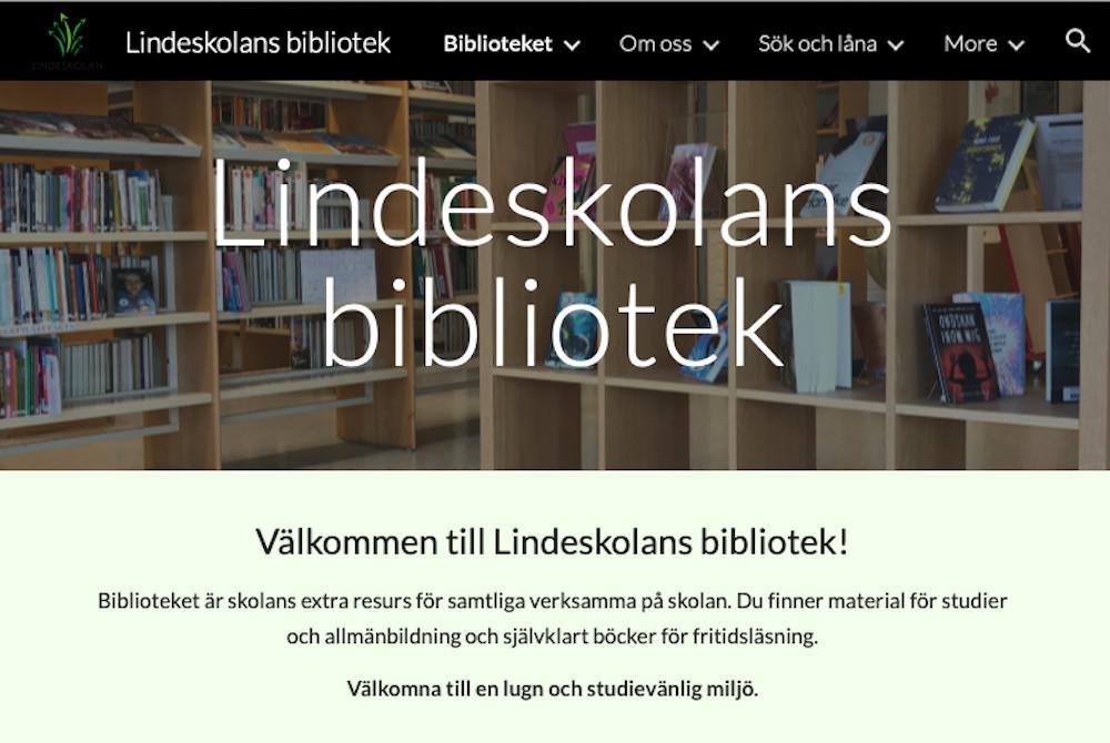 Bemannade bibliotek på alla skolor: Önskvärt - men inte prioriterat i Lindesberg 3