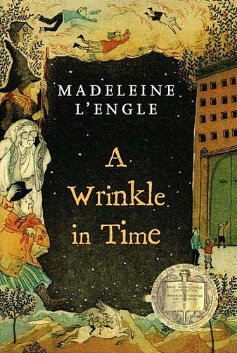 A Wrinkle in Time Cover Image