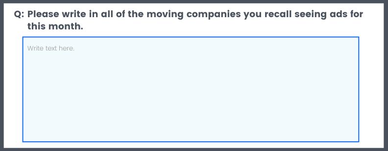 example-open-survey-question