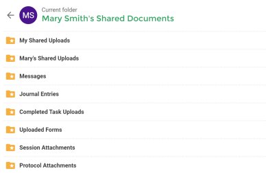 Shared Documents - Practice Better