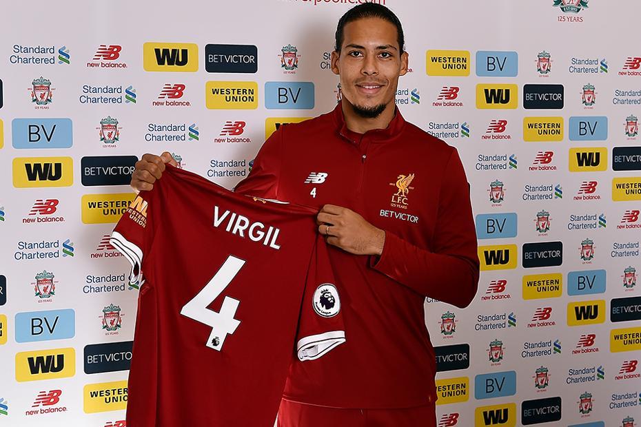 Van Dijk excited to join 'special' Liverpool