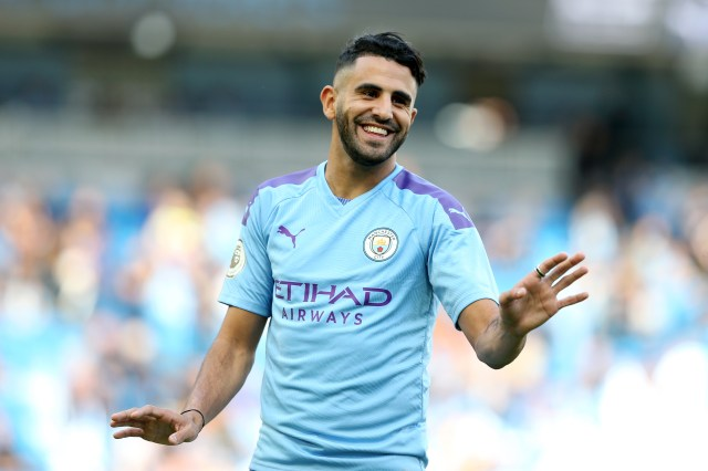GW30+ Differentials: Riyad Mahrez