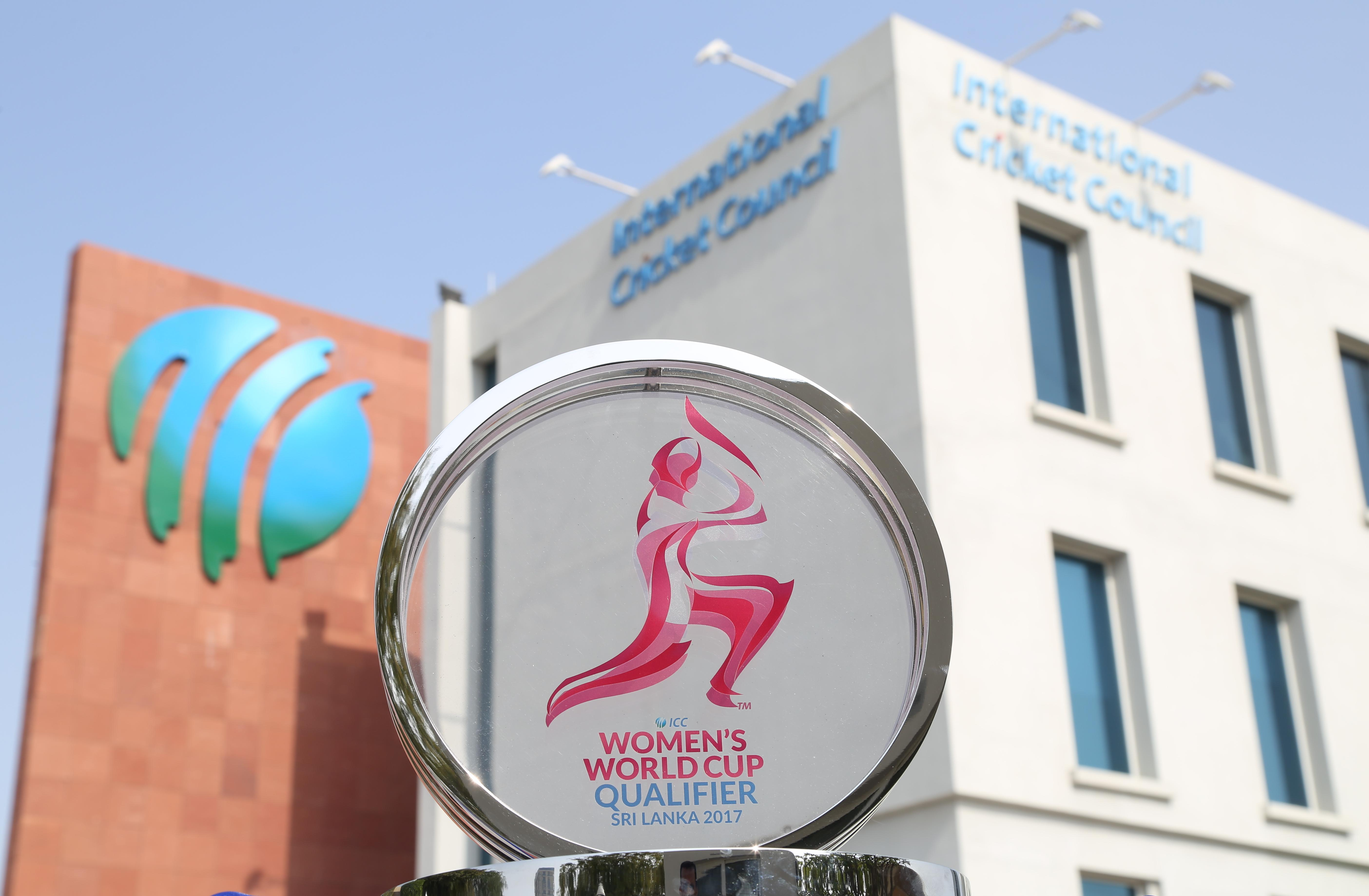 Stage Set For Icc Women S World Cup Qualifier