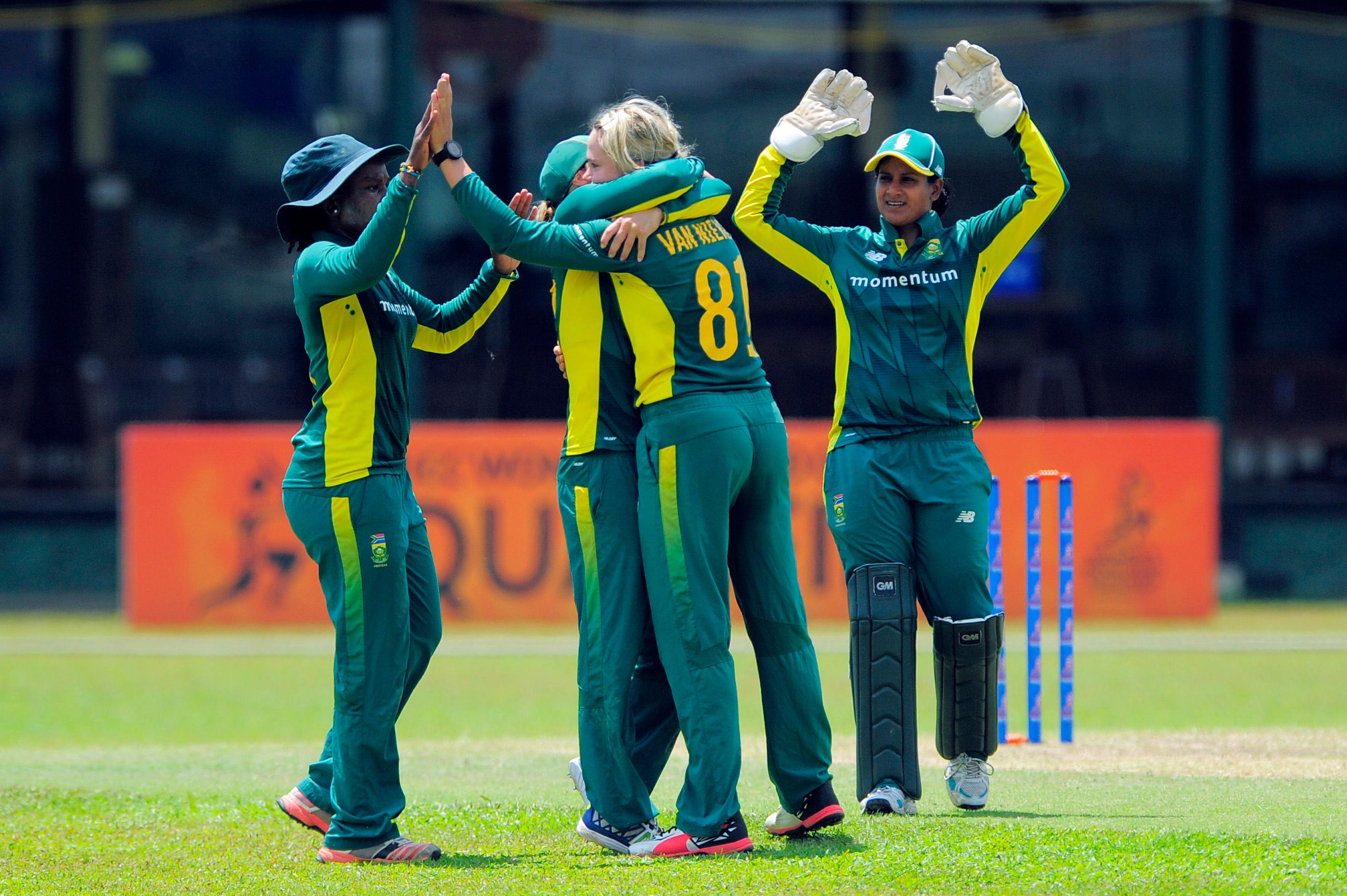 Icc Women S World Cup Qualifier Day 9 Top Moments