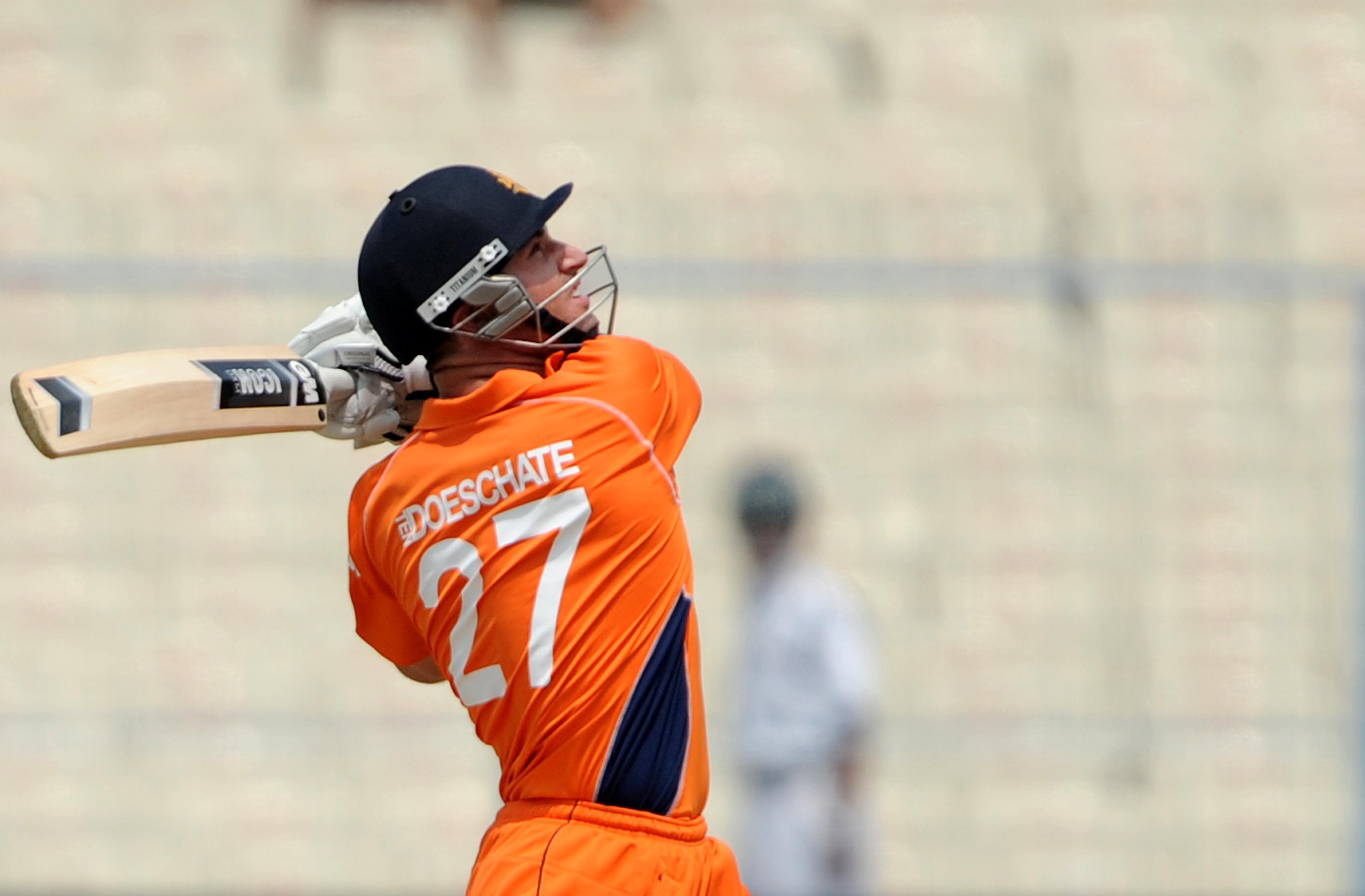 Netherlands Reveal Squad For Cricket World Cup Qualifier