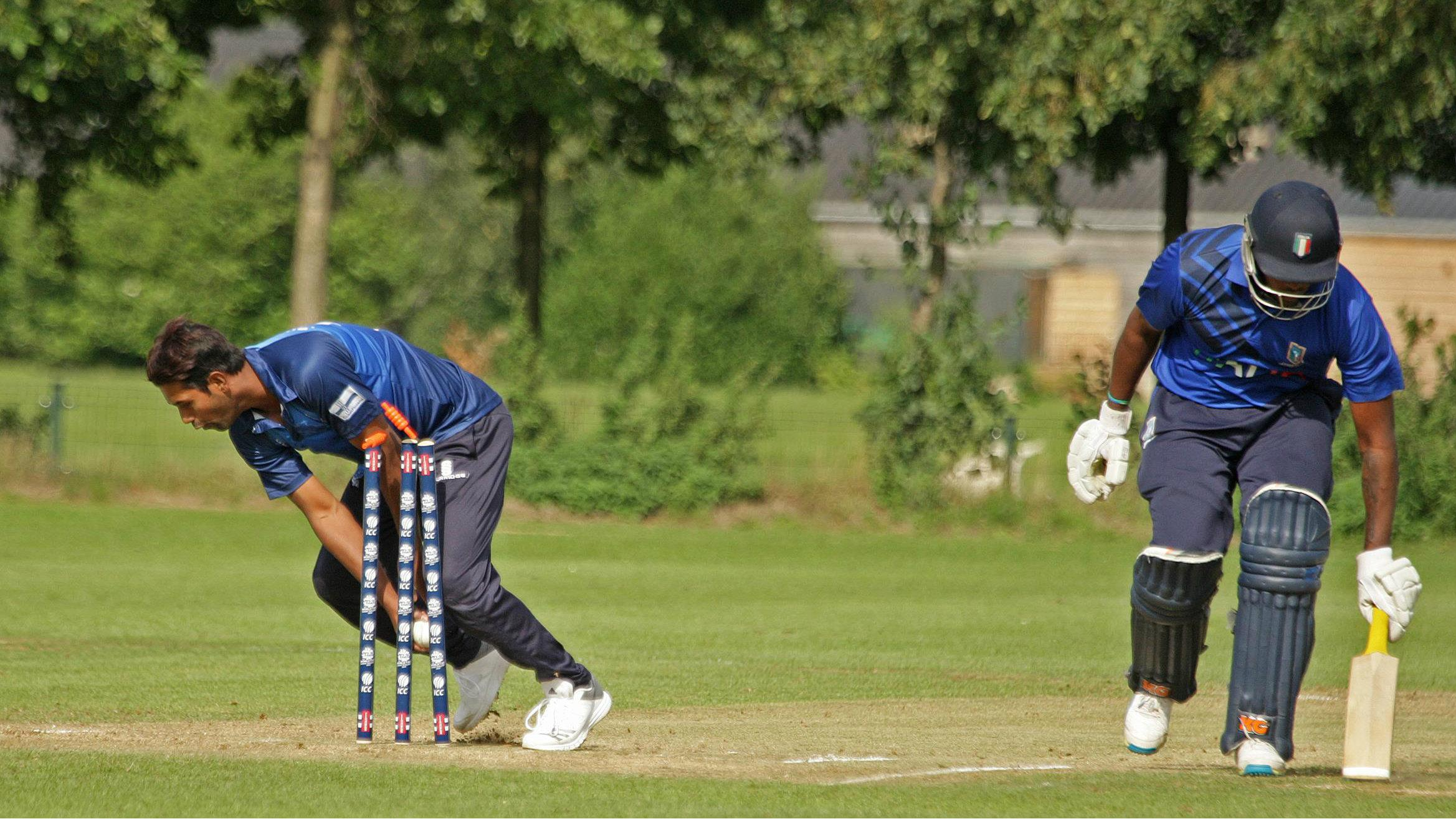 In Pics Icc Wt20 Europe Qualifier Matches From 30
