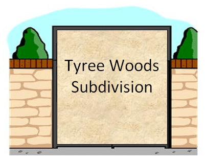 Tyree Woods Subdivision