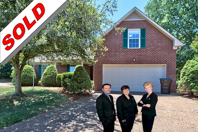 Franklin TN Real Estate Sold by The Grumbles Team