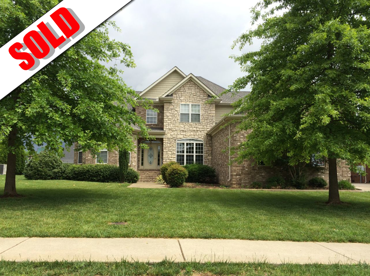 Berkshire Subdivision Murfreesbor Home sold by the Grumbles Team