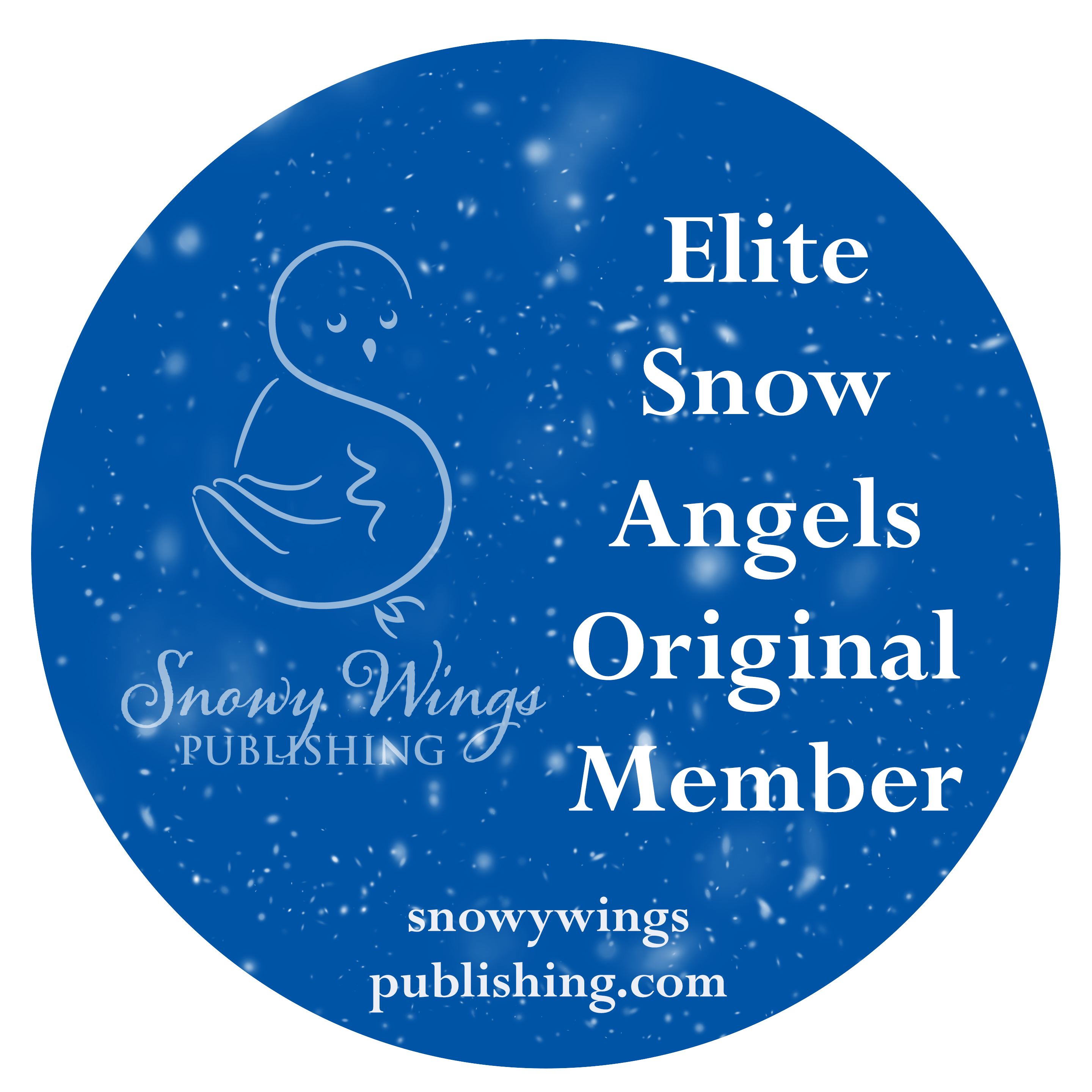 Snowy Wings Publishing Elite Snow Angels Original Member