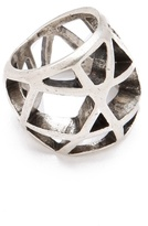 low luv erin wasson-low luv x erin wasson domed cage ring