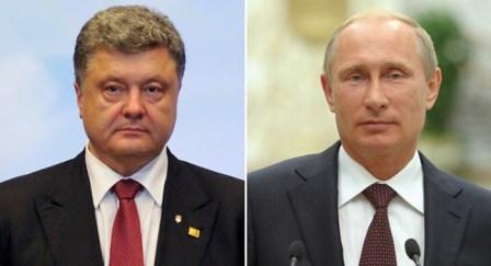 Ουκρανία:  Κατάπαυση του πυρός συμφώνησαν (;) Πούτιν-Ποροσένκο