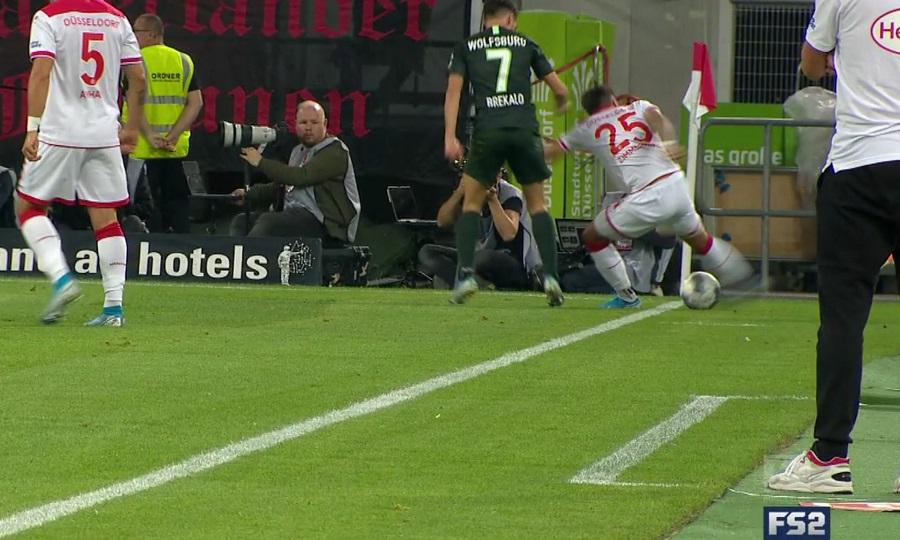 Κι όμως αυτό το γκολ μέτρησε στη Γερμανία! (video)