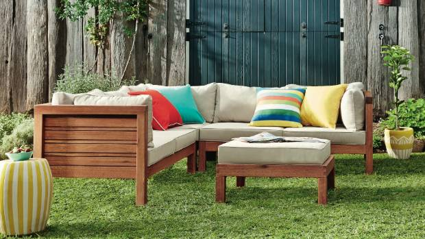 Outdoor Furniture Trends For Summer
