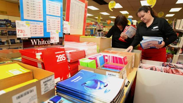 The cost of school stationery can put parents under a lot of pressure at the start of each school year.