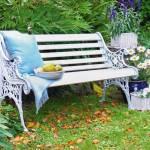 Weekend Diy How To Restore A Cast Iron Garden Bench Stuff Co Nz