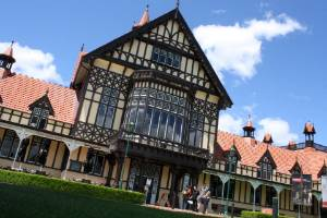 Rotorua Museum will remained closed for now after last week's quake.