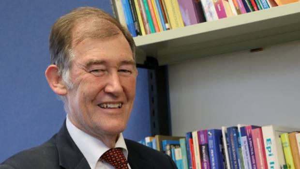 Waikato University Professor of population health Ross Lawrenson.
