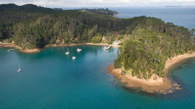 Kawau Island Historic Reserve is off limits to dogs