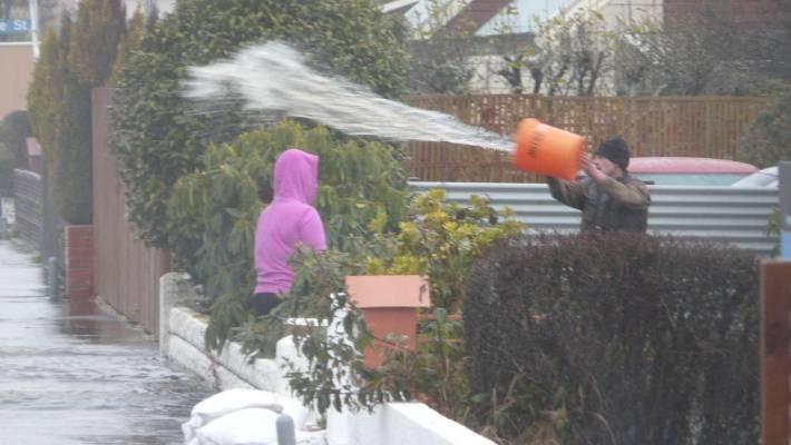 Photos Heavy Rains Flooding Across Canterbury And Otago And