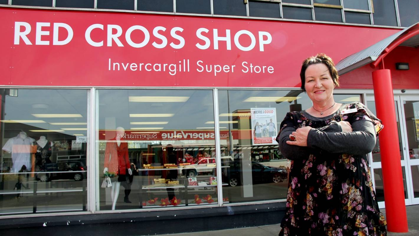 Invercargill Red Cross Super Store Opens Its Doors Stuff