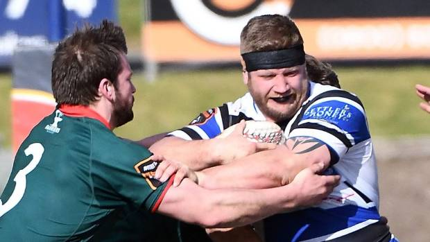 Wanganui's Bryn Hudson is one player Horowhenua Kapiti will have stop in the Meads Cup final. The tough No.8 is one of ...