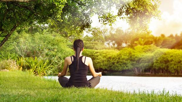 Meditation advice will be offered at a wellness expo in Palmerston North on Saturday and Sunday (file photo).