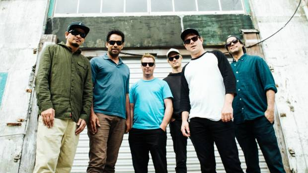 The Black Seeds are the headlining act at the Havelock Mussel and Seafood Festival in 2018.