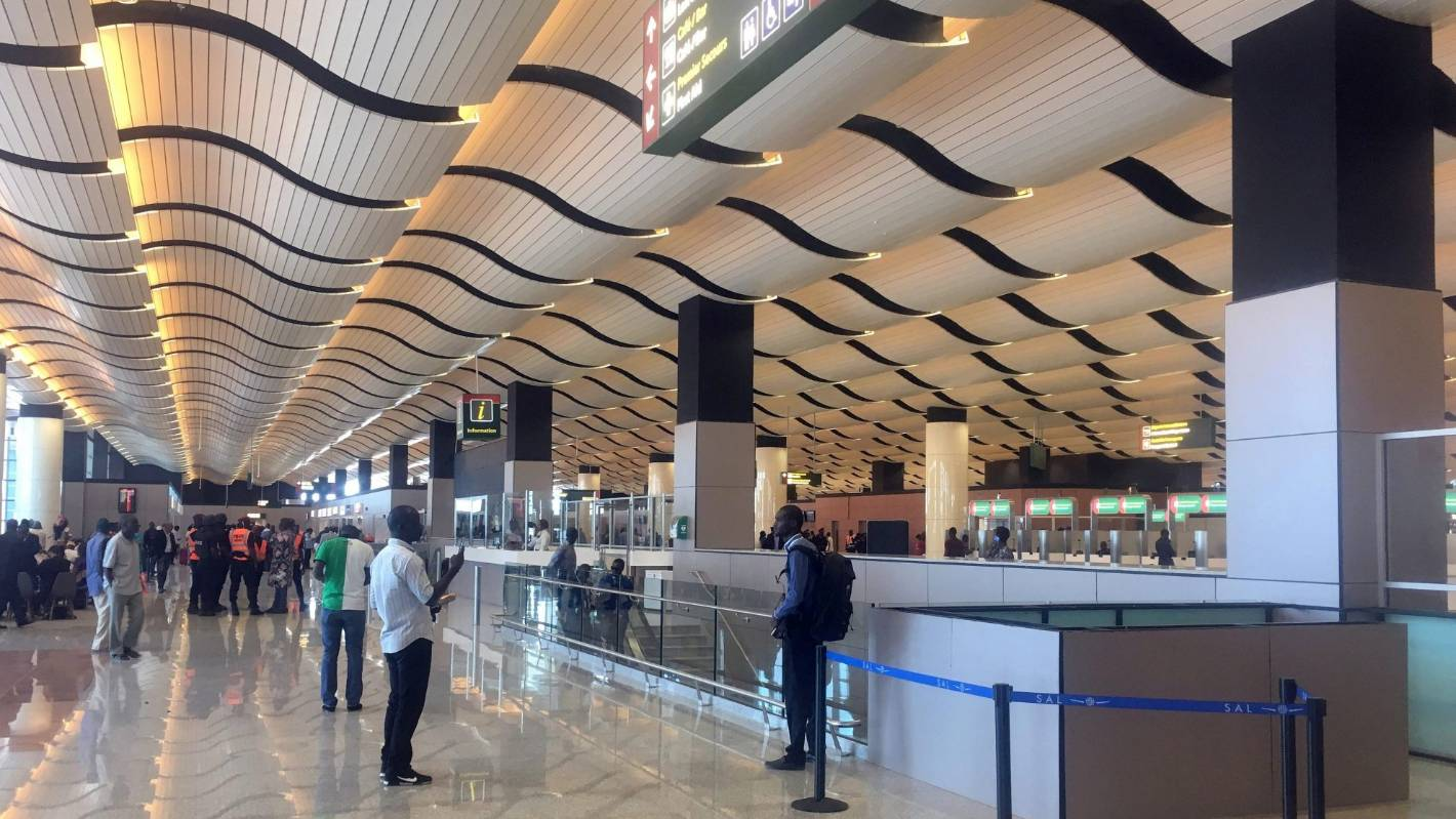 Senegal Opens New International Airport With Economic