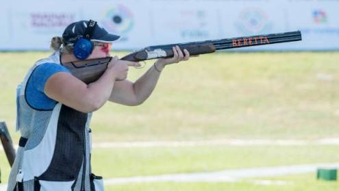 Natalie Rooney spearheads NZ Gold Coast Commonwealth Games shooting     Timaru s Natalie Rooney will be looking to add to her medal haul in the  Gold Coast  INTERNATIONAL SHOOTING SPORT FEDERATION