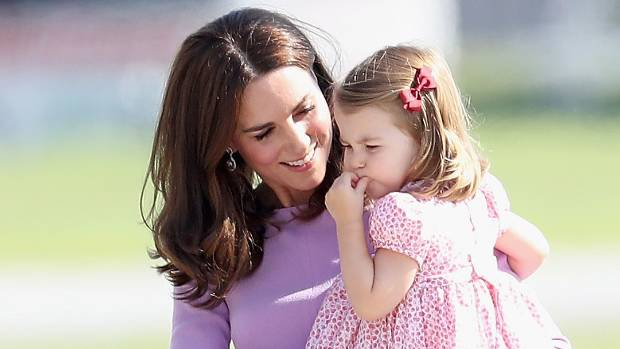The youngest royals are trend-setters.