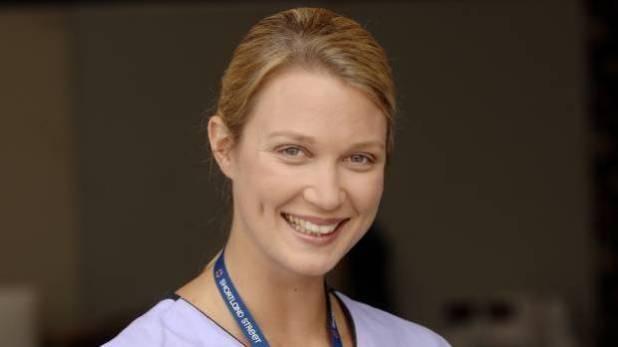 Invercargill actress Bonnie Soper played nurse Morgan Braithwaite on Shortland Street before taking on the role of ...