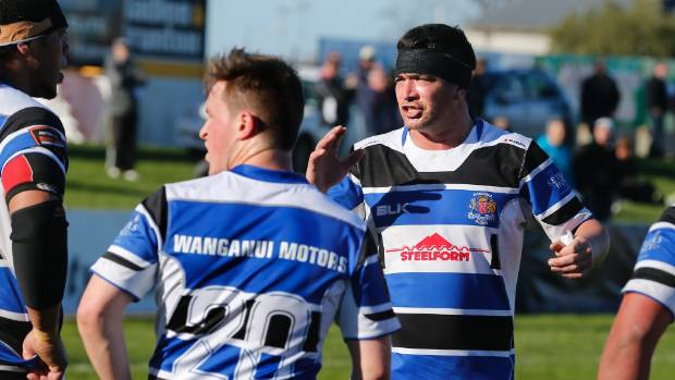 Wanganui will play in a three-team game of rugby.