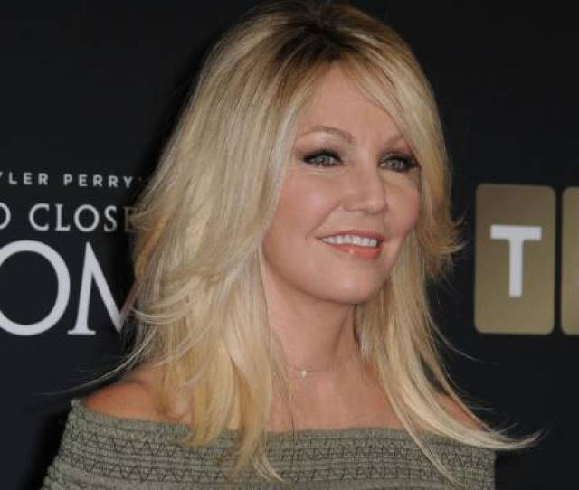 Heather Locklear Arrested For Punching Police Officer And Kicking