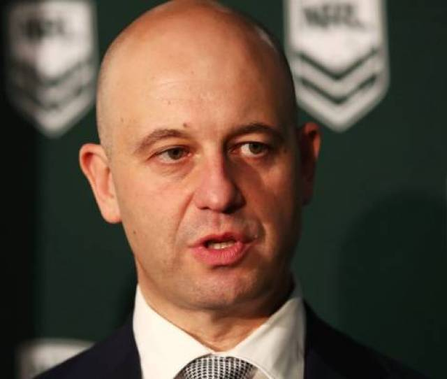 Nrl Ceo Todd Greenberg Has Another Scandal To Deal With After A Sex Video Allegedly Involving