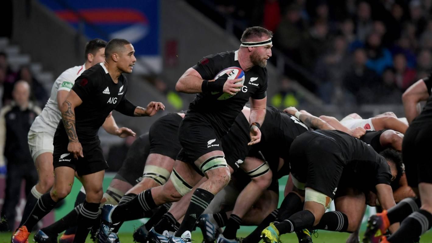 All Blacks V England: All Blacks To Take Lessons From