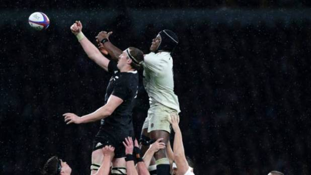 The longer the game went on Sunday, the more skillful All Blacks, like Brodie Retallick, broke the UK's exit.